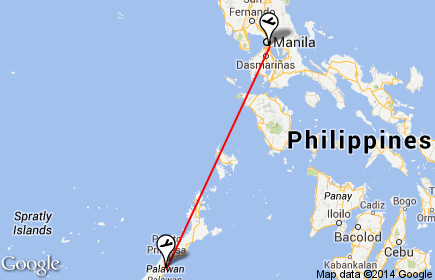 philippine-airlines-manila-puerto-princesa-flight